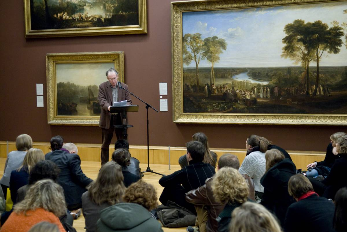 audiences during Cape Farewell's Late at Tate