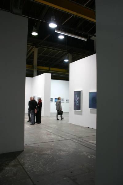 artist floor talk