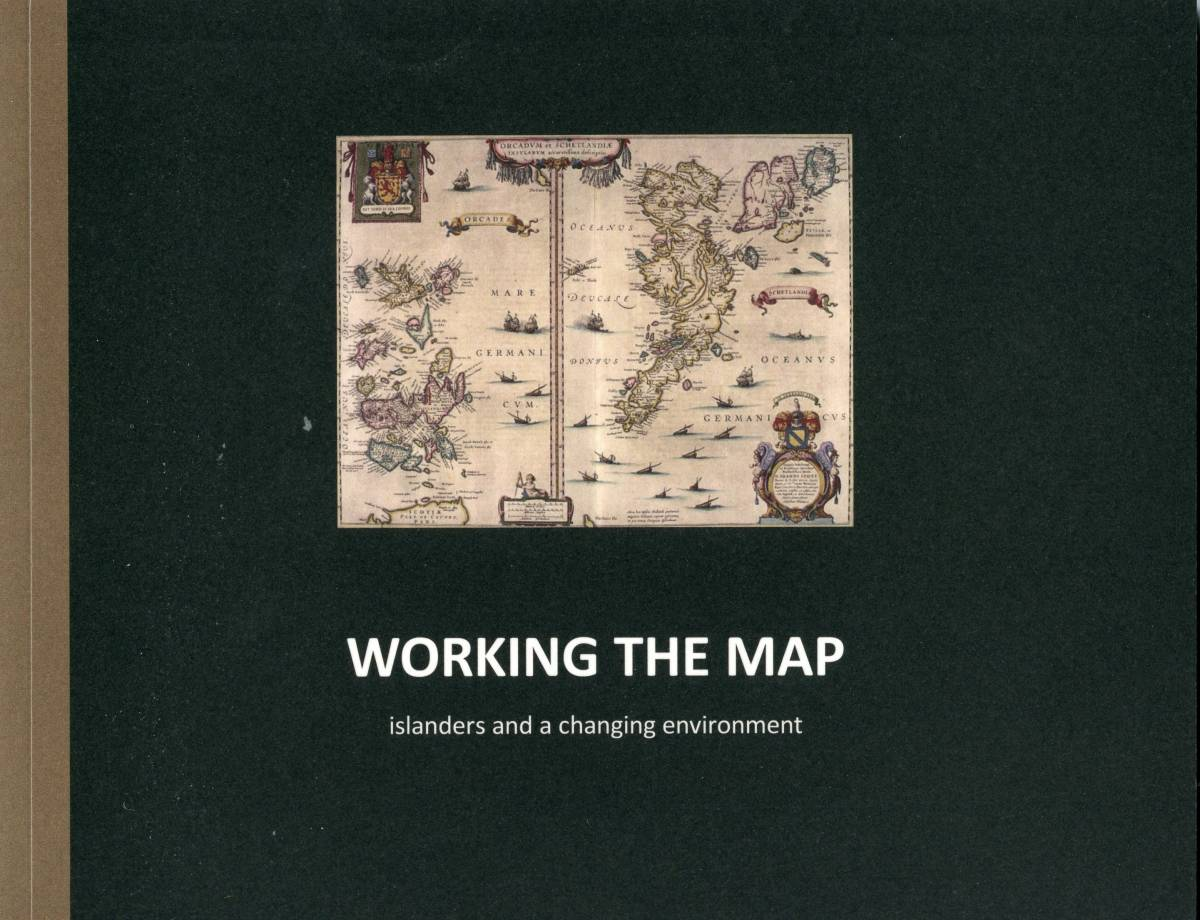 Working the Map – islanders and a changing environment book cover