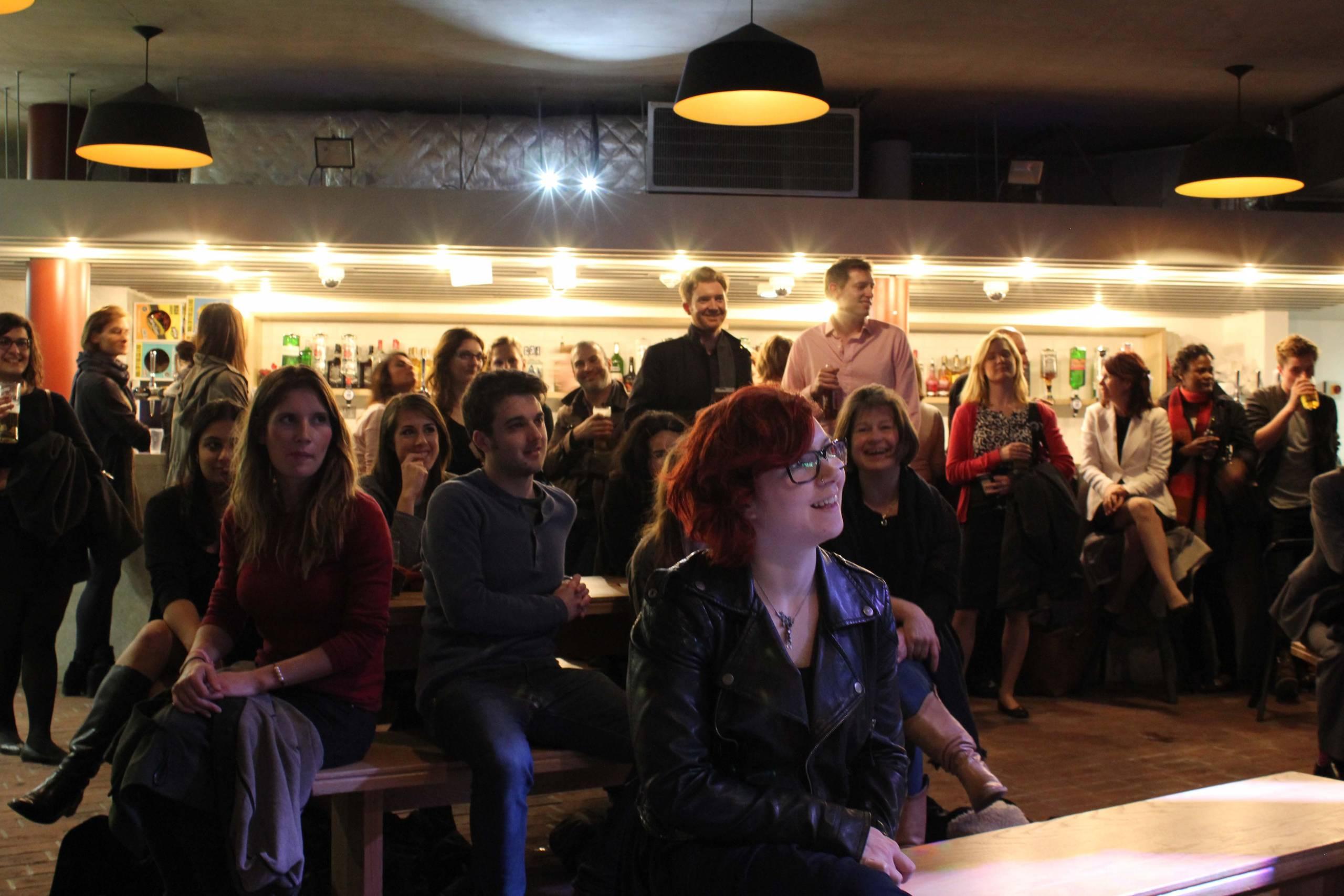 performance audience
