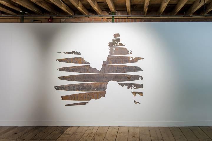 exhibition installation view