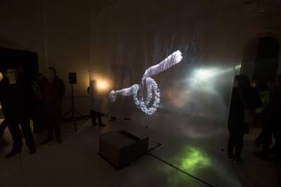 artwork installation view