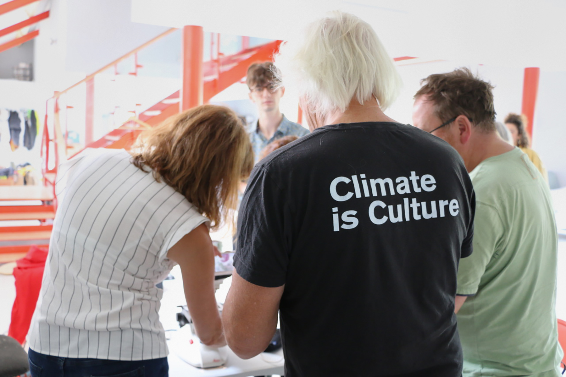 climate is culture workshop