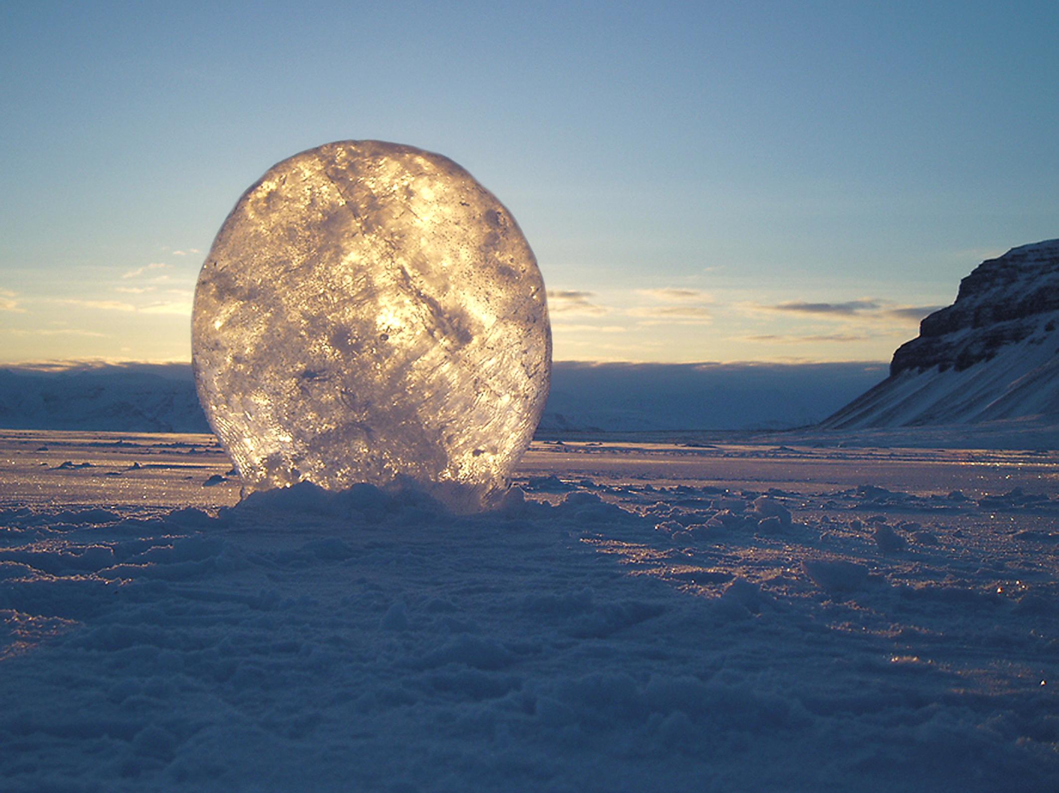 ice lens