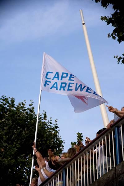 Cape Farewell flag