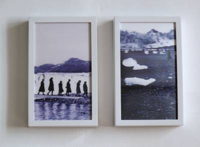framed lenticular prints