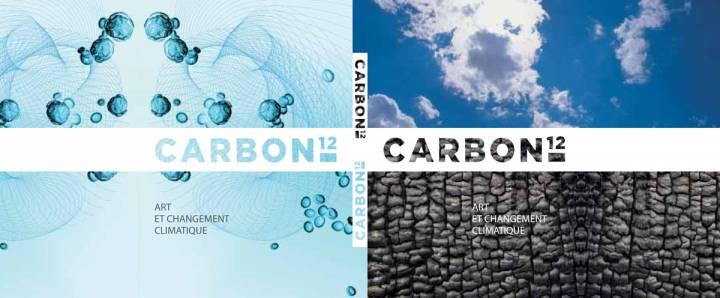 Carbon 12 exhibition catalogue cover