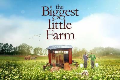 The Biggest Little Farm film poster