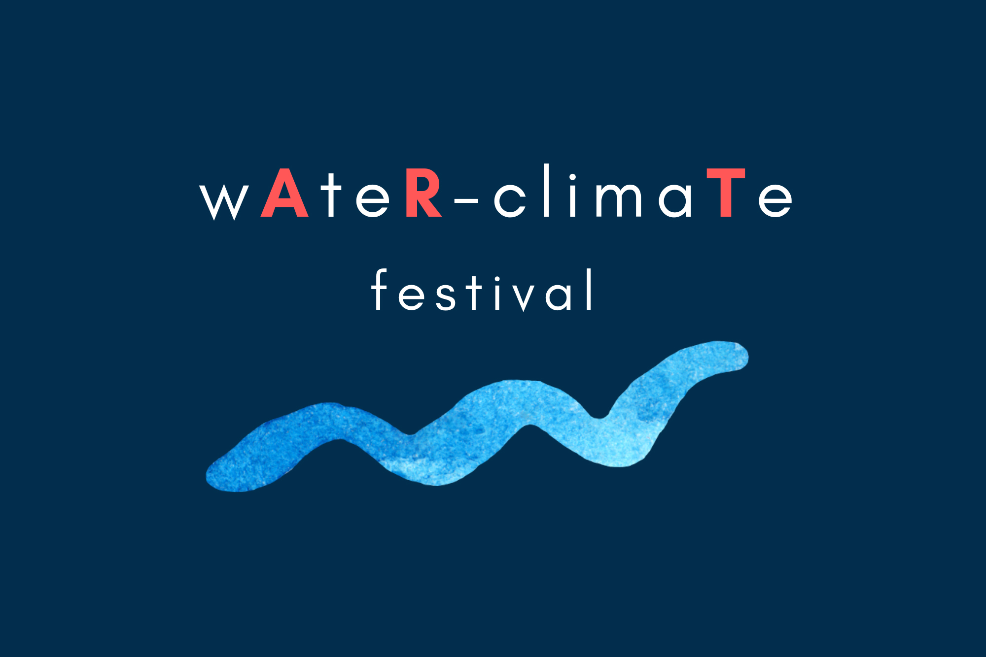 wAteR climaTe Festival